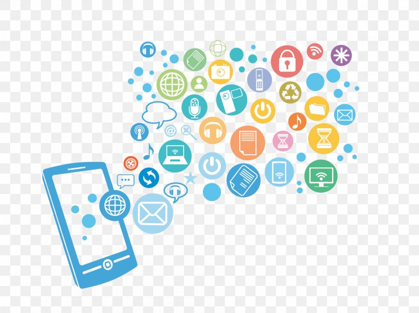 Responsive Web Design Mobile App Development Application Software Smartphone, PNG, 1892x1416px, Web Development, Android, Area, Blue, Brand Download Free