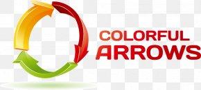 3D LOGO Icon Vector Material - Arrow 3D Computer Graphics Clip Art PNG