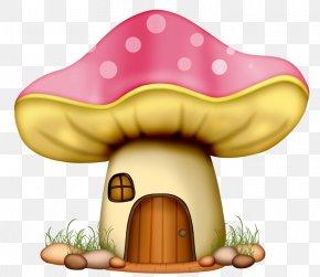 Mushroom - Edible Mushroom Clip Art Drawing PNG