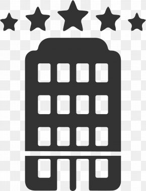 Hotel - Hotel Rating Star PNG