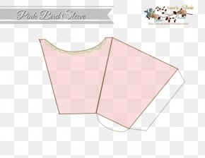 Line - Paper Line Angle Pink M Font PNG