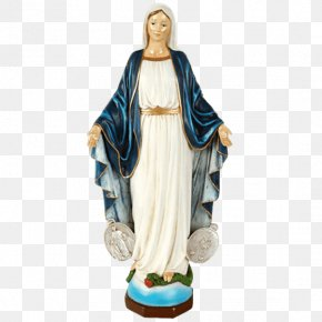 Medal - Statue Figurine Our Lady Of Guadalupe Miraculous Medal PNG