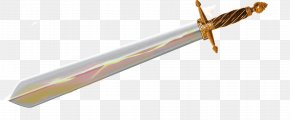 Sword - Sword Of Justice Weapon PNG