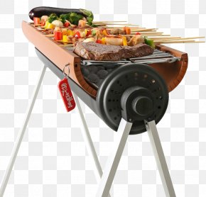 Charcoal Barbecue Grill - Barbecue Steak Roasting Charcoal Grilling PNG