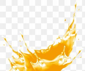 Splash Juice - Orange Juice Fruit PNG