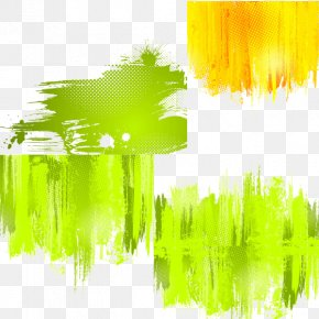 Creative Vector Brushes - Paper Paint Inkstick Ink Brush PNG