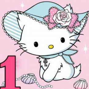 Hello - Hello Kitty Kitten Cat Sanrio Kavaii PNG