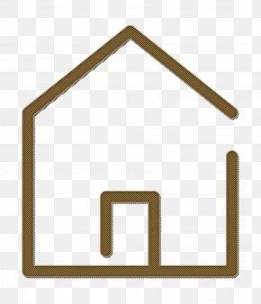 Web Navigation Line Craft Icon Buildings Icon - Home Icon House Icon Buildings Icon PNG