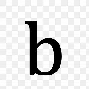 Letter B - Letter Typeface Font PNG