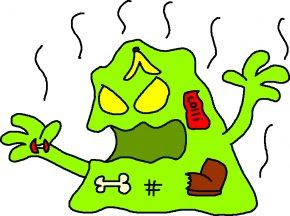 Germ Cartoons - Cartoon Fan Art Royalty-free Clip Art PNG