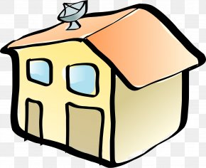 House - House Residential Area Building Clip Art PNG