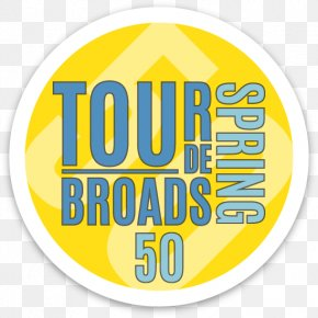 Spring Tour Spring - Tour De Broads Logo The Broads Brand Product PNG