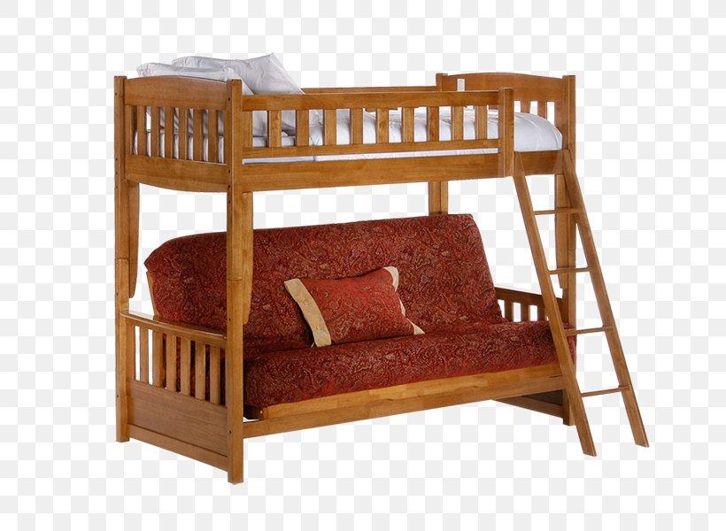 Bunk Bed Futon Sofa Mattress Png