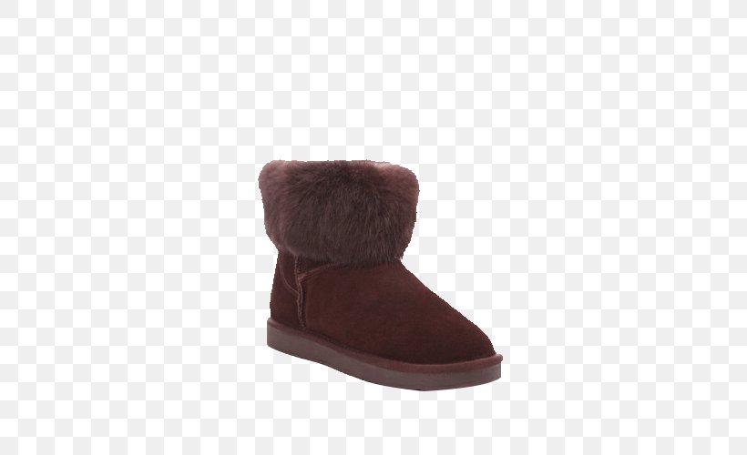 Snow Boot Suede Shoe Fur, PNG, 500x500px, Snow Boot, Boot, Brown, Footwear, Fur Download Free