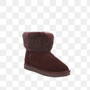 Snow Boots - Snow Boot Suede Shoe Fur PNG