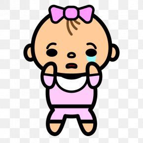 Woman Sad - Crying Infant Emoticon Sadness Clip Art PNG