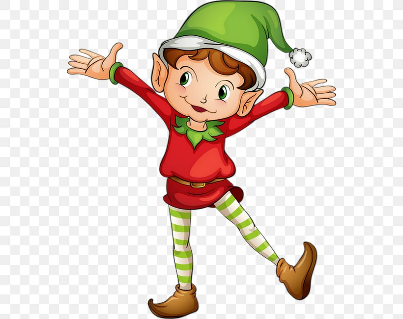 Vector Graphics Santa Claus Christmas Day Clip Art, PNG, 550x650px, Santa Claus, Cartoon, Christmas, Christmas Day, Christmas Elf Download Free