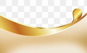Gold Frame Material - Material Yellow Wallpaper PNG