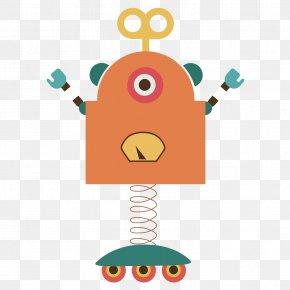 Vector Cartoon Robot - Robot Chatbot Artificial Intelligence Internet Bot Technology PNG