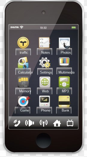 Mobile Software - Smartphone Feature Phone Application Software Mobile Device PNG