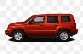 Jeep - 2010 Jeep Patriot Car Chrysler Sport Utility Vehicle PNG