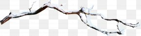 Snow Branch - Branch Snow PNG
