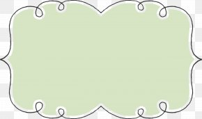 Billboard - Picture Frame Leaf Area Pattern PNG