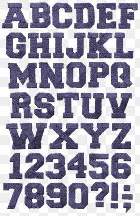 Embrodery - Script Lettering Script Typeface Font PNG