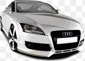 Cartoon Car - Car Dealership Vector Motors Corporation Audi 2014 Acura RLX PNG