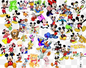 Animated Character Collection - Animation Cartoon Character Illustration PNG