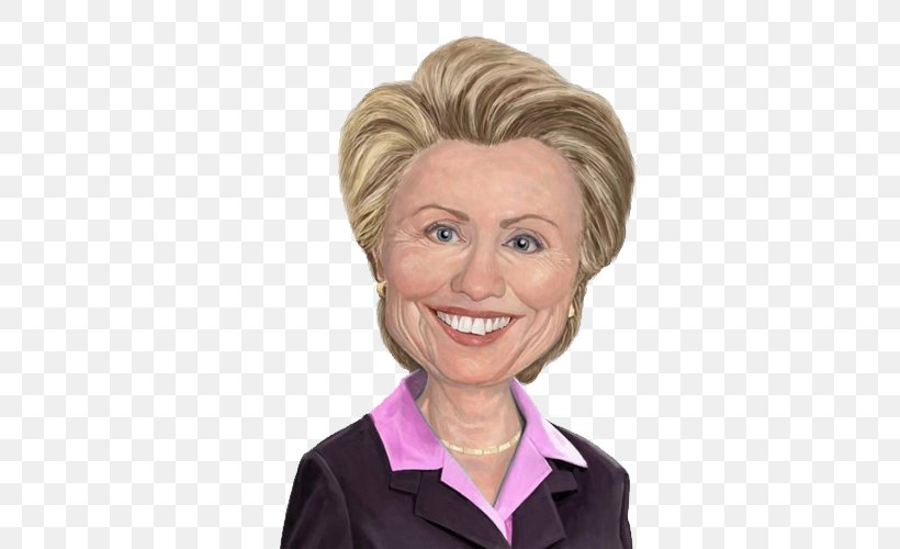 Hillary Clinton President Of The United States Clip Art, PNG, 500x500px, Hillary Clinton, Bill Clinton, Blond, Brown Hair, Business Executive Download Free