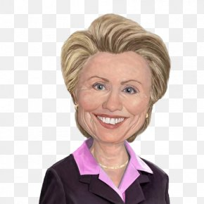 Hillary Clinton - Hillary Clinton President Of The United States Clip Art PNG