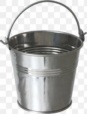 Bucket Image Free Download - Mop Bucket Cart Stainless Steel Metal PNG