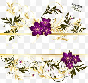 Borders And Frames Vector Graphics Clip Art Design Image PNG