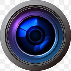 Exquisite Camera Lens Vector - Camera Lens Photography PNG