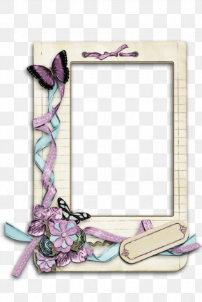 Picture Frame Wet Ink - Picture Frame PNG