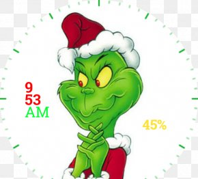Grinch - How The Grinch Stole Christmas! Clip Art Image PNG
