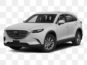 Mazda - Mazda Motor Corporation Car 2018 Mazda CX-9 Grand Touring Sport Utility Vehicle PNG