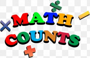 Junior High School Mathematics - Middle School Mathcounts Education Clip Art PNG