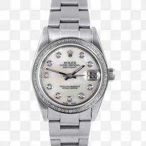 Metal Bezel - Rolex Datejust Rolex GMT Master II Rolex Milgauss Watch PNG