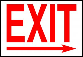 Exit Sign Clipart - Mexican Federal Highway 85 Mexican Federal Highway 45 United States Mexican Federal Highway 15 PNG