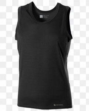 T-shirt - T-shirt Sleeveless Shirt Blouse Top PNG