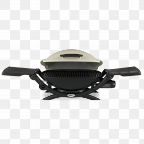 Barbecue - Barbecue Gaz Weber Q 2000 Titanium Barbecue Gaz Weber Q 2000 Titanium Weber-Stephen Products Weber Q 2200 PNG