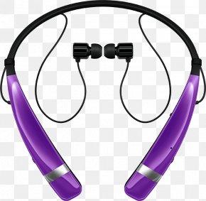 Cutting Edge - Headset Headphones Bluetooth LG TONE PRO HBS-760 Apple Earbuds PNG