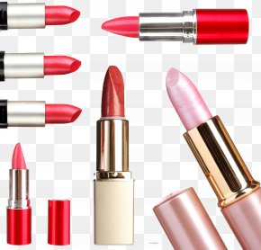 Makeup Lipstick - Online Shopping Tencent Weibo Lipstick PNG