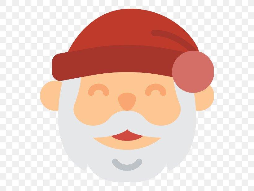 Christmas Icon Png.Santa Claus Christmas Icon Png 617x617px Santa Claus Art