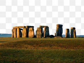 England Charming Scenery Eight - Stonehenge Avebury St George's Chapel, Windsor Castle Bath PNG