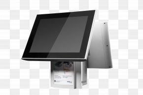 Pos Terminal - Intel Advantech Co., Ltd. Point Of Sale Computer Terminal Computer Monitors PNG