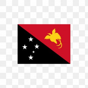 Papua New Guinea - Flag Of Papua New Guinea Flag Patch Flag Of Canada PNG