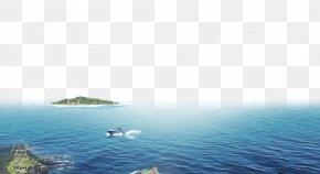 Sea - Sea Water Sky Microsoft Azure Wallpaper PNG